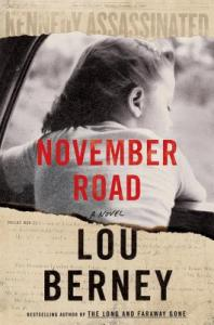 November Road Cover