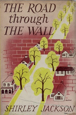 TheRoadThroughTheWall Cover