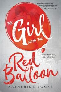 Girl with the Red Balloon Cover