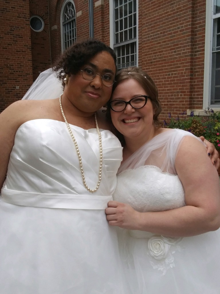 Photo of the Brides