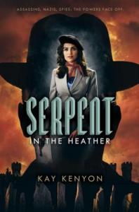 Serpent in the Heather Cover