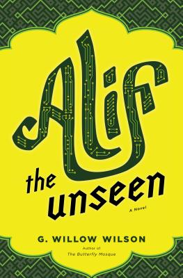 Alif the Unseen Cover