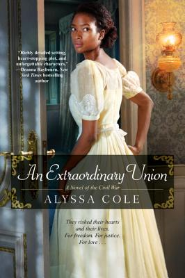 cover description: a Black woman wearing a white Civil War era dress stands in a doorway and looks back over her shoulder with an anxious expression.