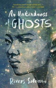 An Unkindess of Ghosts Cover