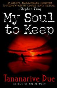 My Soul to Keep Cover