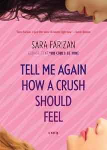 Tell Me Again How A Crush Should Feel Cover