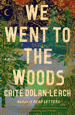 cover description: A colorful illustration of a forest with lots of trees and a crescent moon overhead.