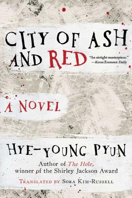 City of Ash and Red Cover